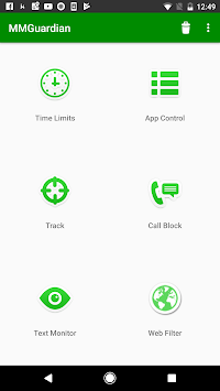 MMGuardian Parental Control  App For Kids Phone