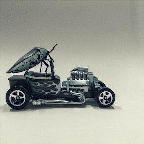 Hot Rod Bug by Suryo Pandoyo - Artistic Objects Toys