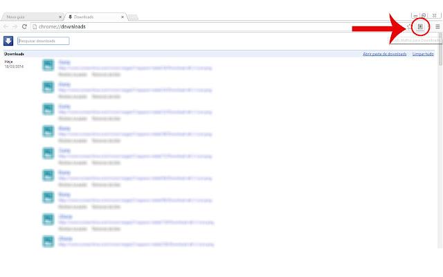 Rivoli Downloads Shortcut