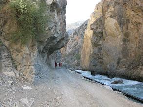 Photo: Chilesay, second canyon