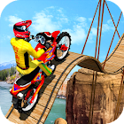 Bike Stunt Master : Impossible Tracks