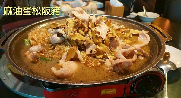 台中太平-彭城堂台式海鮮餐廳:充滿復古趣味、懷舊風情的台菜餐廳,料理好吃份量十足!