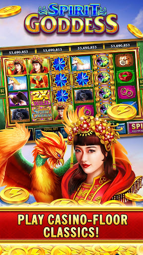 Thunder Jackpot Slots Casino - Free Slot Games screenshots 12
