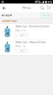 NearOutlet - Order Water Online - náhled