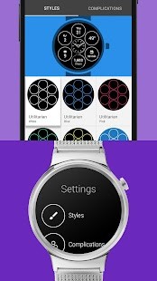 Bits Watch Face- screenshot thumbnail