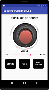 Suspense Climax Sound - náhled