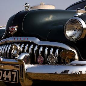 Buick Super-8, 1949 by Gautam Tarafder - Transportation Automobiles (  )