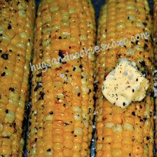 The Most Amazing Oven Roasted Corn