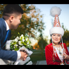 Wedding photographer Vadim Musin (VadimMussin). Photo of 03.11.2012