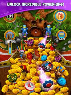 Carnival Gold Coin Party Dozer screenshot 11
