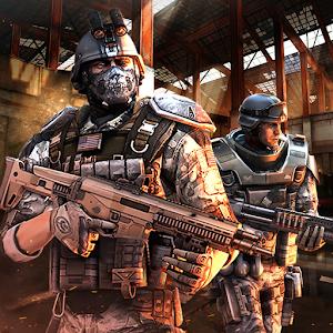Modern Combat 5: eSports FPS 3.9.0g APK+DATA MOD