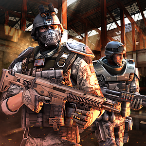 Modern Combat 5: eSports FPS v4.2.0i MOD APK Enemy can not attack