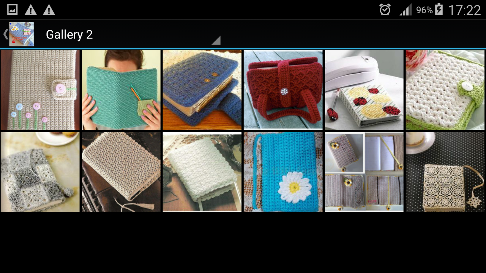 Crochet pattern book cover android apps on google play crochet pattern book cover screenshot bankloansurffo Image collections