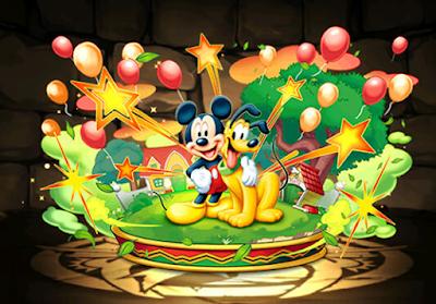 ミッキーマウス&プルート