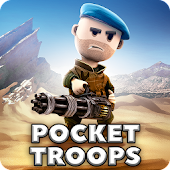 Pocket Troops: Mini Army Icon