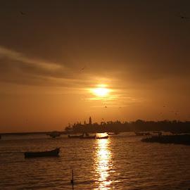 Sunset by Juan L - Uncategorized All Uncategorized