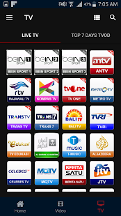 UseeTV GO: Nonton Live TV & Video Indonesia Screenshot