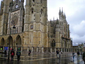 Photo: Etapa 18 a. Catedral Santa Maria. Segle XIII / XIV. León.