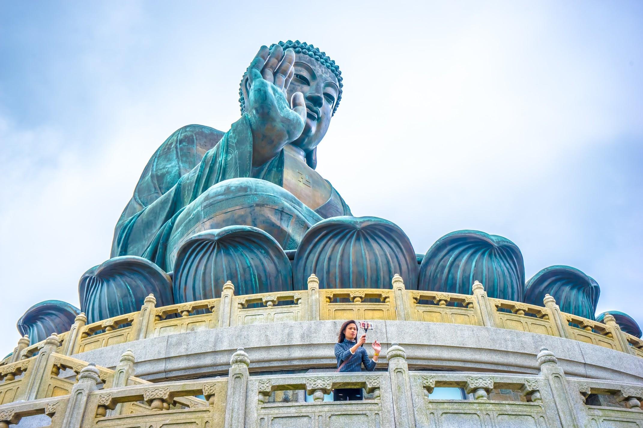 Hong Kong Tian Tan Buddha3