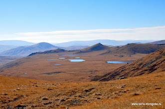 Photo: Озера на плато под вершиной