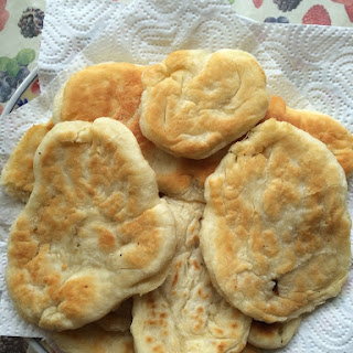 Flatbread Fritters.