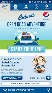 Culver's- screenshot thumbnail