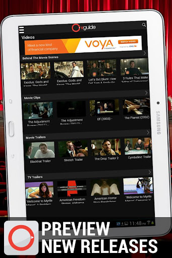 OVGuide - Free Movies & TV screenshot 14