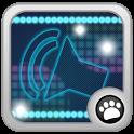 Volume change icon