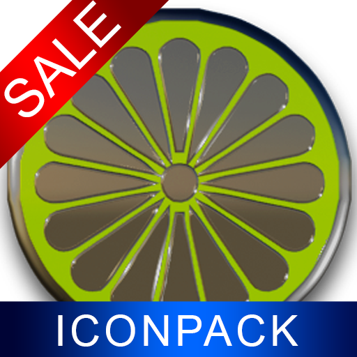 Lemongras HD Icon Pack