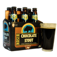 Logo of Bison Organic Chocolate Stout