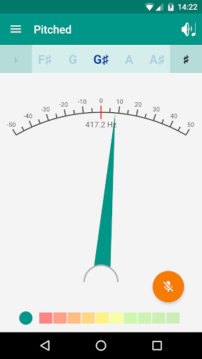 Pitched Tuner v1.8.0 [Unlocked]