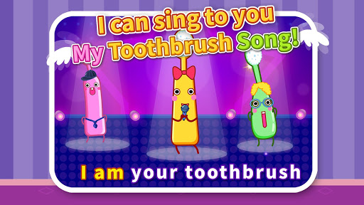 Baby Panda's Toothbrush apkmr screenshots 3