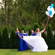 Wedding photographer Svetlana Klyuchinskaya (sveta773). Photo of 19.08.2016