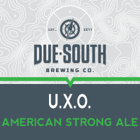 Logo of Due South UXO American Strong Ale