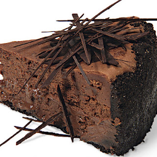 Extreme Chocolate Cheesecake