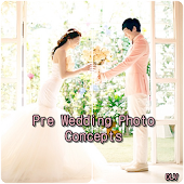 Pre Wedding Photo Concepts