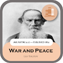 War and Peace by Leo Tolstoy icon
