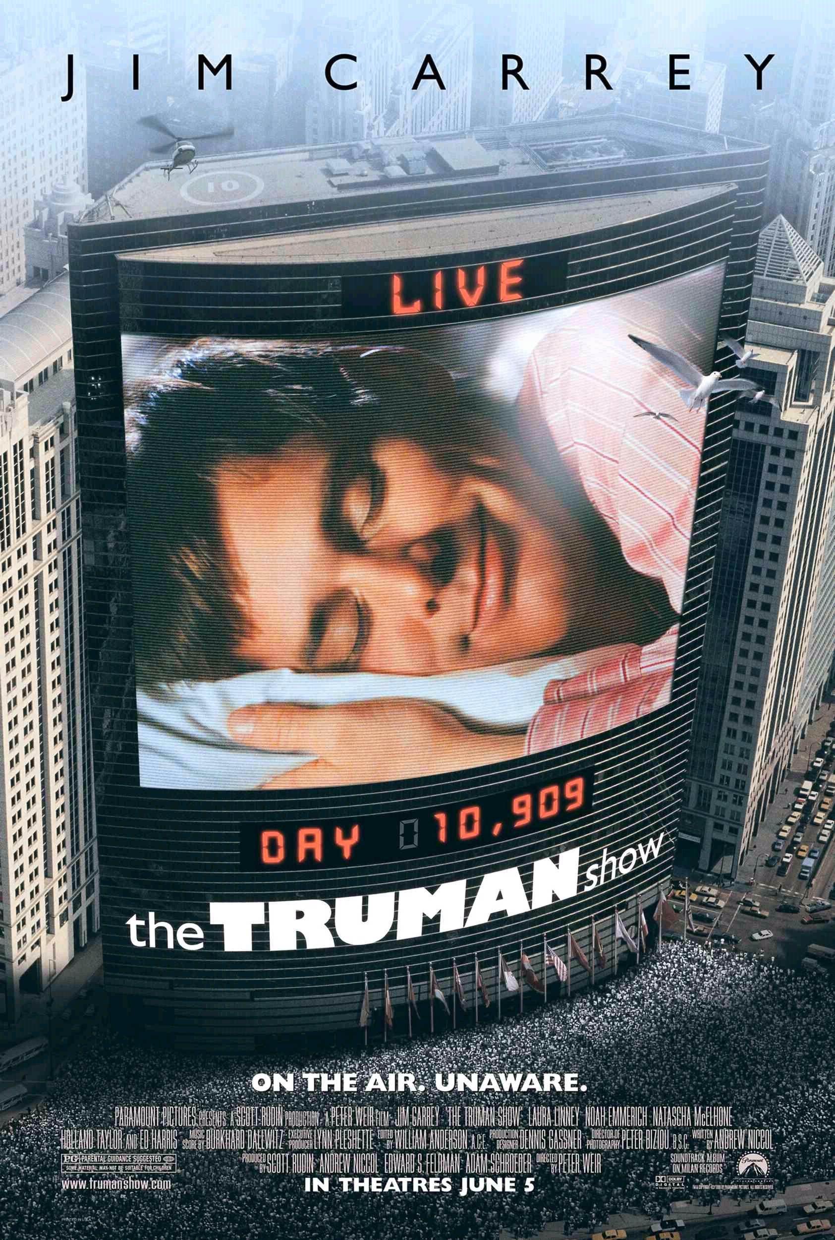 the truman show movie