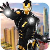 Ultimate KungFu Superhero Iron Fighting Free Game