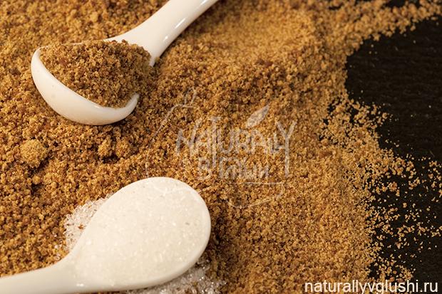 Гликемический индекс кокосового сахара | Блог Naturally в глуши
