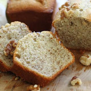 Walnut Butter Cake