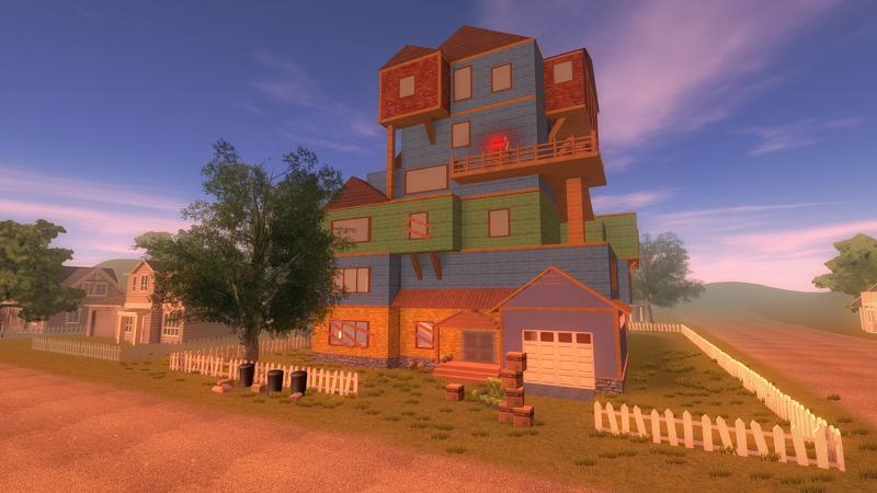 Angry Neighbor Screenshot 1