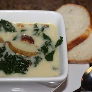 Kale Soup!.