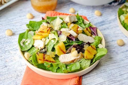 Hawaiian Summer Grill Salad