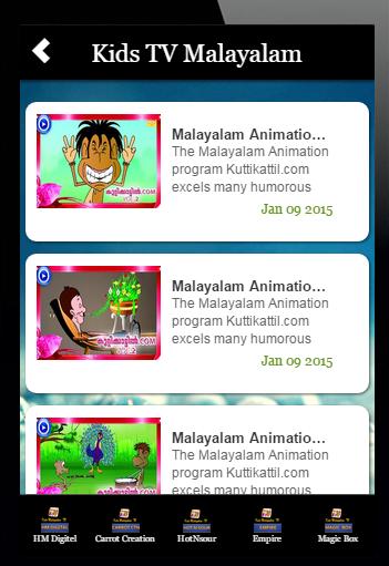 Kids TV Malayalam