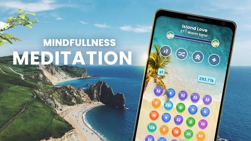 Code Triche Zen Connect: Match Colours, Numbers And Bubbles APK MOD screenshots 1