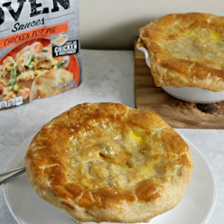 Mini Southwestern Chicken Pot Pies