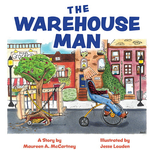 The Warehouse Man cover