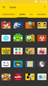 Matrix icon pack screenshot 6