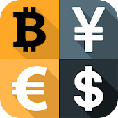 Currency Converter - Money & Crypto Exchange Rates